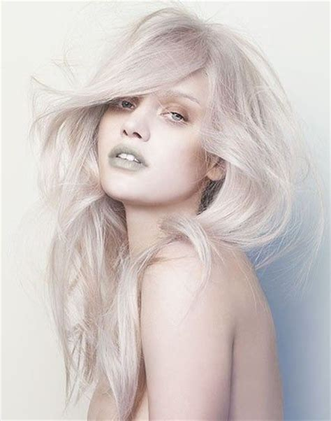 platinum hair on 15 super cool platinum blonde hairstyles to try pretty