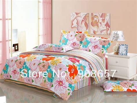 Orange Floral Comforter by Pink And Orange Comforter Sets Promotion Shop For