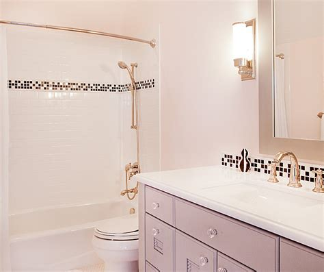 white border tiles bathrooms black and white border tiles transitional bathroom