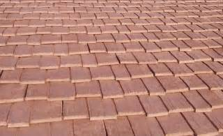 Plastic Roof Tiles Plastic Or Synthetic Roofing Products Materials