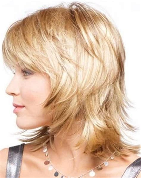 shag haircut without bangs over 50 25 best ideas about layered hairstyles with bangs on