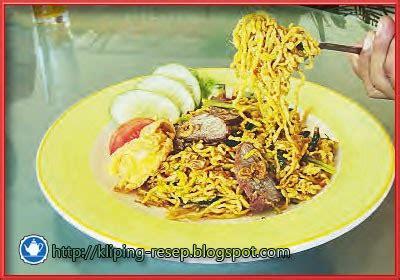 Bibit Bawang Merah Aceh resep mie aceh ala chef bibit muji hartono kliping resep