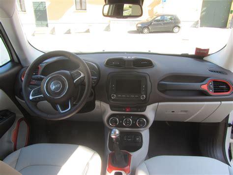 jeep interni test drive jeep renegade 2 0 multijet 2 140 cv 4x4
