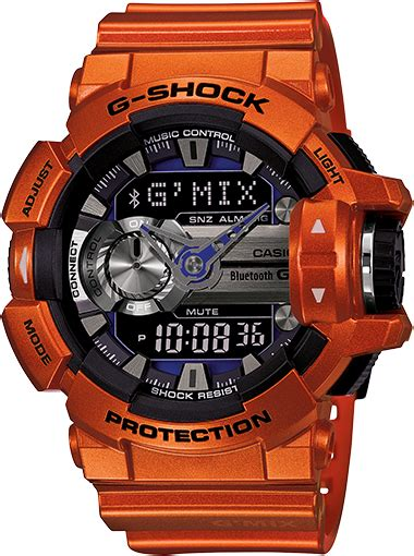 Gshock Gpw1000 Orange orange casio g shock watches