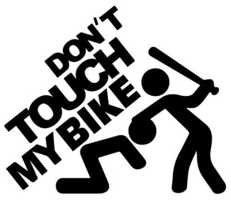 Bicycle Decals Stickers