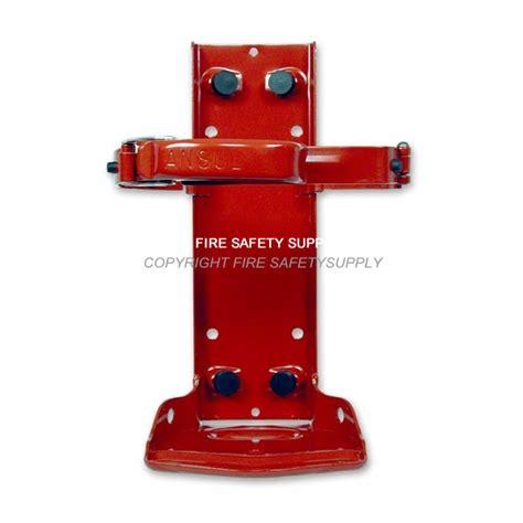 boat fire extinguisher mounting bracket ansul 14091 20 lb red line extinguisher bracket