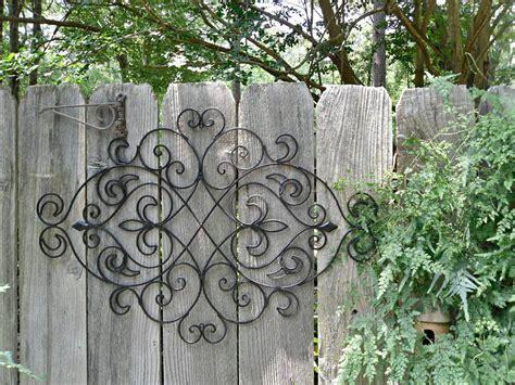 garden decoration metal outdoor wall decor on outdoor walls outdoor
