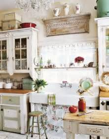 Shabby Chic Kitchen Design Stunning Shabby Chic Kitchen Decor Ideas Dagmar S Home