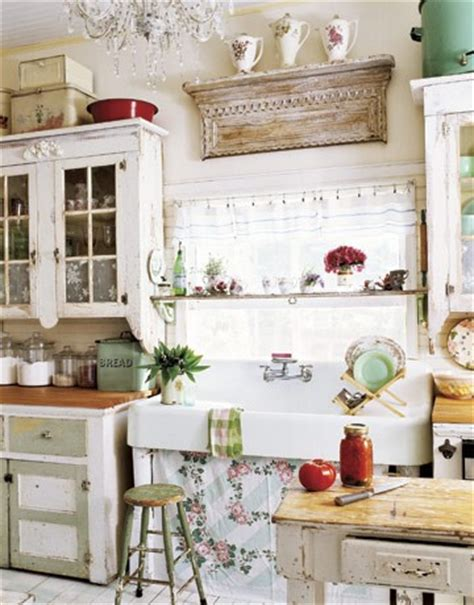 shabby chic kitchens ideas stunning shabby chic kitchen decor ideas dagmar s home