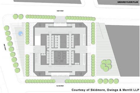 1 World Trade Center Floor Plan - one world trade center 1 wtc new york verdict designbuild