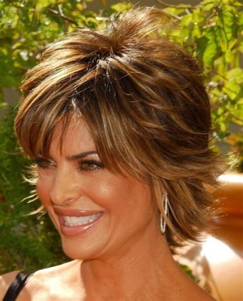 what is the texture of rinnas hair 20 sassy lisa rinna hairstyles