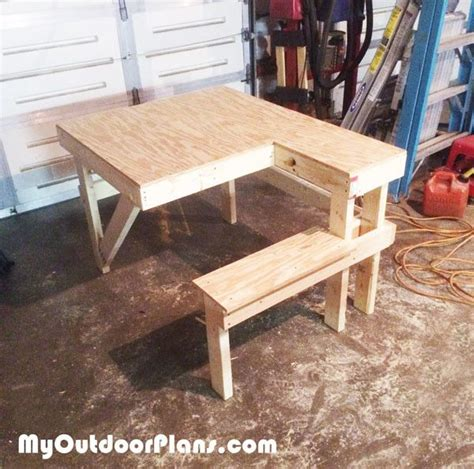 permanent shooting bench plans 25 best ideas about shooting bench on pinterest