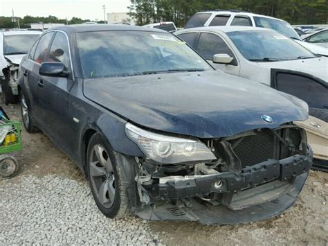 tx houston copart 2008 bmw 528i for sale at copart houston tx lot 18086997