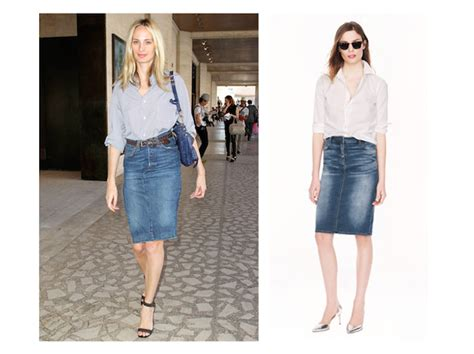 jean skirts fashion in toronto vancouver montreal