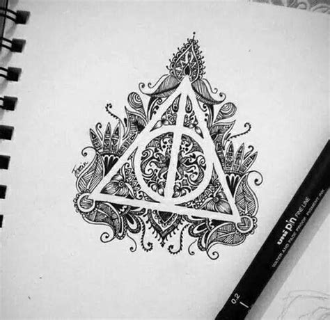 sign into doodle deathly hallows doodle would be cool to do with the
