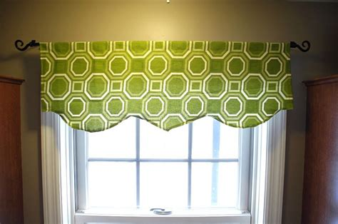 valance ideas for kitchen windows contemporary window valances updating your interior