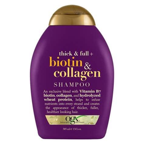 12 natural surprising foods to find biotin 12 maneras naturales de ogx thick full biotin collagen shoo 13oz target