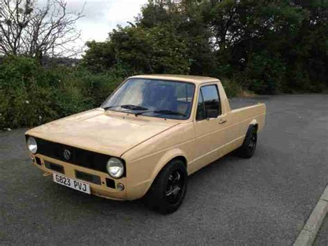 volkswagen caddy mk1 vw caddy mk1 up car for sale