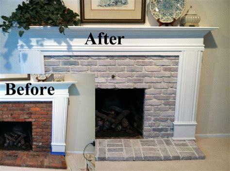whitewashed brick fireplace best 25 whitewash brick fireplaces ideas on