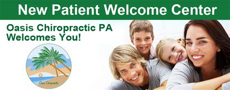 new patients oasis chiropractic pa oasis chiropractic