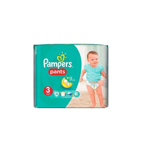 Pampers Pants 3, Midi 6 11kg, 26 Diapers   SuperMart.ae