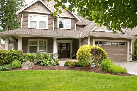 brown house exterior house painting vancouver brown house white trim and brown