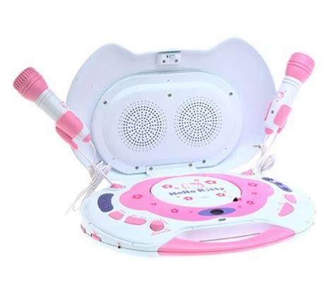 Hello Cd Karaoke System by Hello Cd Player Karaoke System Machine Two Mic