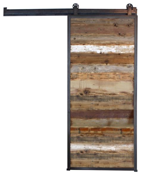 barn wood door reclaimed wood barn door rustic interior doors by