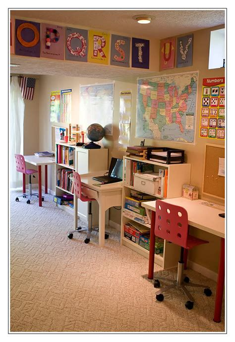 the homeschool room 27 ridiculously cool homeschool rooms that will inspire you