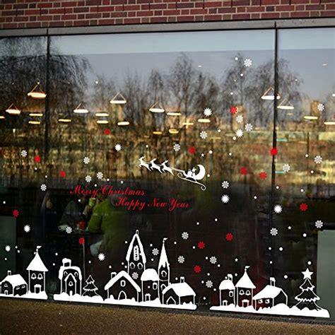 Fensterdeko Weihnachten Stadt by Fensterbilder Vergleich Ratgeber Infos Top Produkte