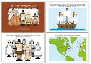 Thanksgiving Story Kids The Constant Kindergartener Teaching Ideas And Resources