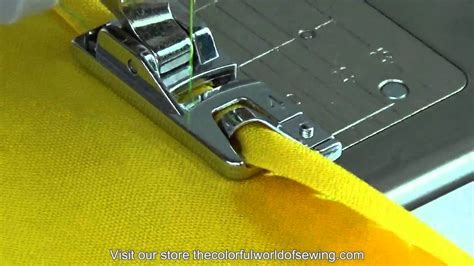 sewing hem weights how to sew rolled hems with the narrow hemmer foot