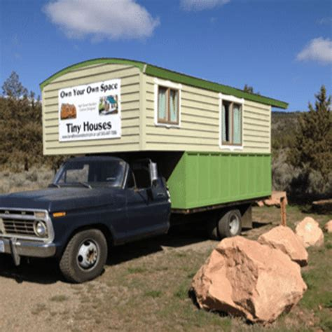 truck redmond oregon walls tiny house on flat bed truck tiny house for