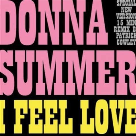 download mp3 i feel love donna summer donna summer i feel love mp3