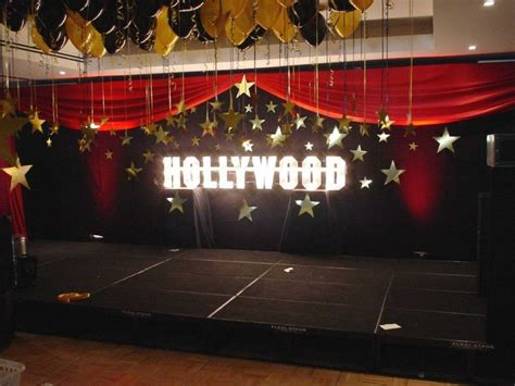 theme music of hollywood movies prom themes stumps party google search hollywood