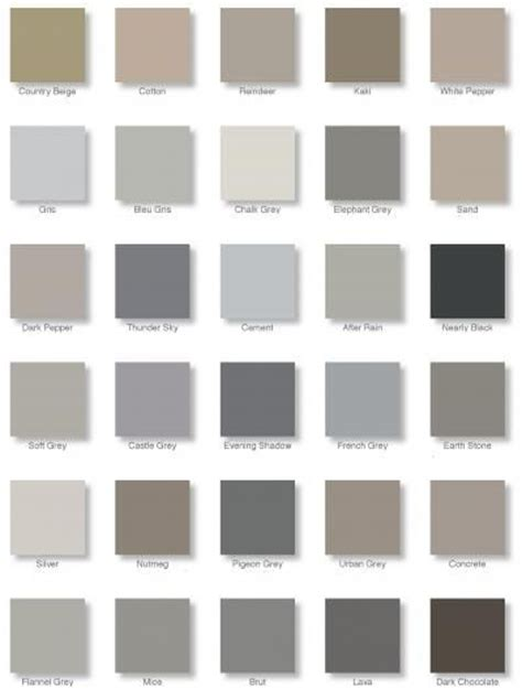 1000 images about paint colors on exterior colors house colors and gray houses