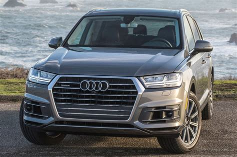 used 2017 audi q7 for sale pricing features edmunds