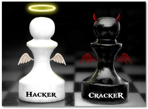 difference between hacker and cracker | | computer hindi notes
