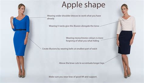 styles for apple shaped woman of 56 apple shaped body women are more susceptible to binge
