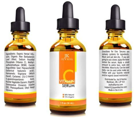 Dr Vitamin C dr oz vitamin c serum and best vitamin c serum on