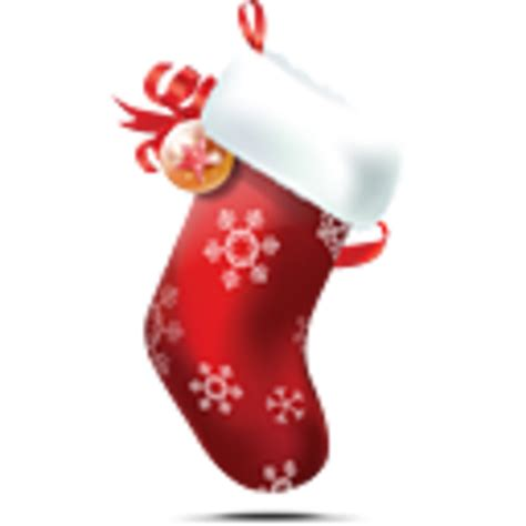 christmas stocking free images at clker com vector