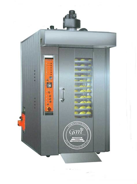 Oven Roti Rotary mesin oven rotary nfx 16q duniamesin