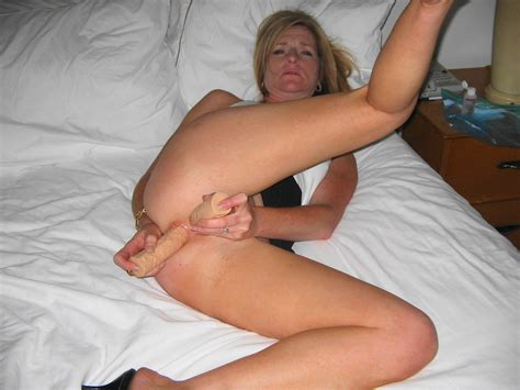 Asses Photo milf Wife anal With Toy
