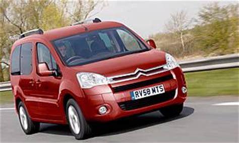 Car Reviews: Citroen Berlingo Multispace 1.6 HDi 90 VTR