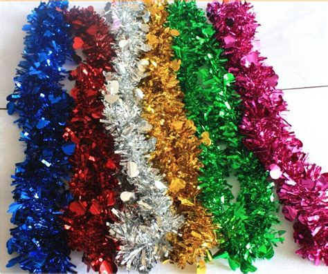 how to make xmas popcorn tinsel tinsel decorations design decoration