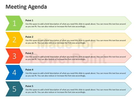 Meeting Agenda Business Ppt Slides Presentation Agenda Template