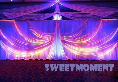 event drapes for sale this look is being created with fabric draping and