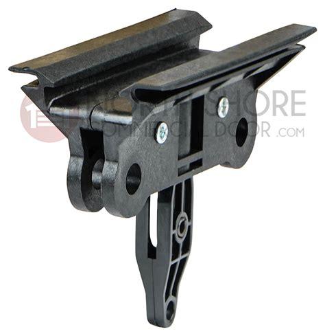 garage door assembly genie 36664r s garage door opener shuttle assembly