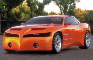 Pontiac Concept Cars Pontiac Gto Concept Cars Diseno