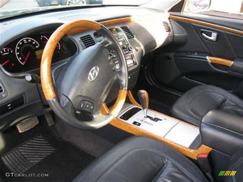 car engine repair manual 2006 hyundai azera interior lighting black interior 2006 hyundai azera limited photo 62202357 gtcarlot com